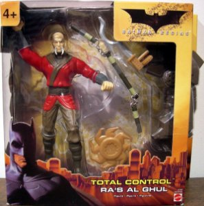 Ra`s Al Ghul Total Control Batman Begins