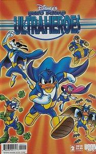 Disney`s Hero Squad #2 UltraHeroes - Importada