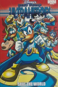 Disney`s Hero Squad: UltraHeroes Save The World - Importada