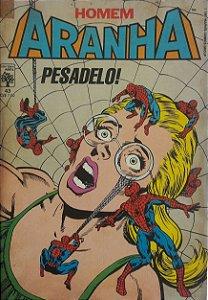 Homem-Aranha #43 - Ed. Abril