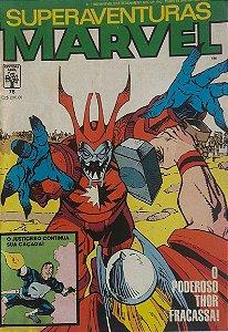 SuperAventuras Marvel #76 - Ed. Abril
