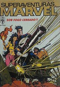 SuperAventuras Marvel #93 - Ed. Abril