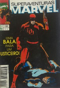 SuperAventuras Marvel #150 - Ed. Abril