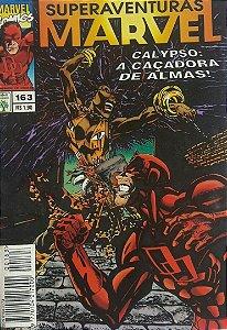 SuperAventuras Marvel #163 - Ed. Abril
