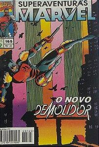 SuperAventuras Marvel #165 - Ed. Abril