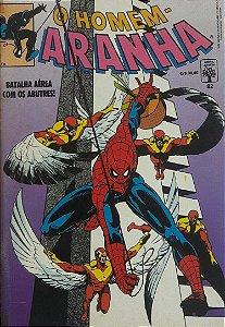 Homem-Aranha #82 - Ed. Abril