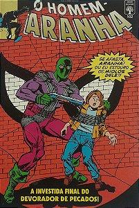 Homem-Aranha #102 - Ed. Abril