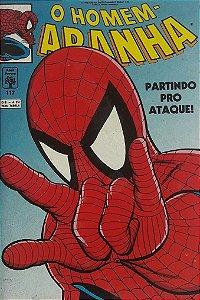 Homem-Aranha #117 - Ed. Abril