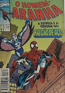 Homem-Aranha #139 - Ed. Abril
