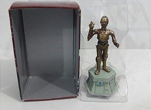 C-3PO Xadrez Planeta DeAgostini