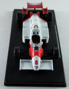Carro Formula-1 McLaren MP4/2 - 1984 Escala 1/43
