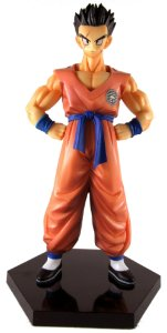 Banpresto Dragon Ball Z Kai Yamcha Chouzoushu Loose