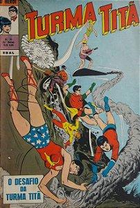 Turma Titã #33 Ebal 1971 O Herói 4a Série