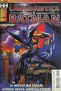 Liga da Justiça e Batman #17 Importada (Portugal)