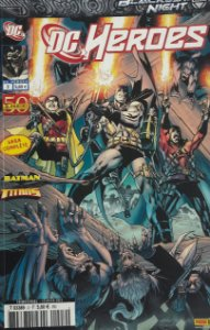 DC Heroes #2 Importada (França)