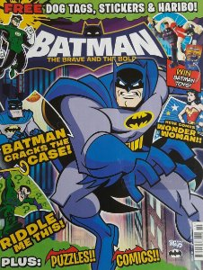 Batman The Brave And The Bold #10 Importada