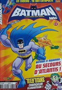 Batman L`Alliance Des Heroes #31 Importada (França)