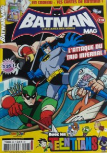 Batman L`Alliance Des Heroes #28 Importada (França)