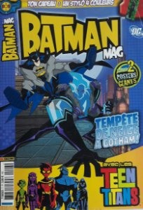 Batman L`Alliance Des Heroes #7 Importada (França)