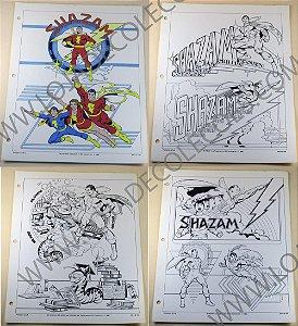 Arte José Luis García-López Capitão Marvel