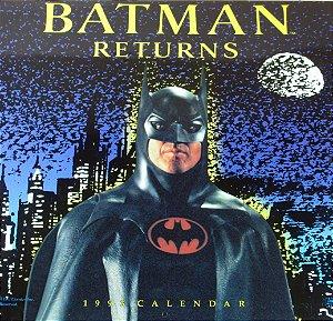 DC Calendário 1993 Batman Returns (O Retorno)