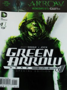 DC Comics Green Arrow Year One Special Edition #1