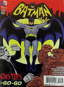 DC Comics Batman 66 #23 Monsters A-Go-Go Importada