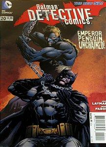 DC Comics Batman Detective Comics #20 Importada