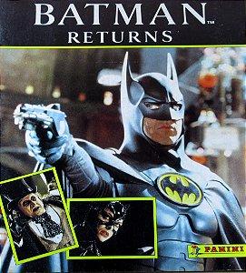 Álbum de figurinhas Batman Returns Panini Importado