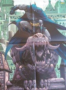 Poster Batman Sobre Gargula Panini