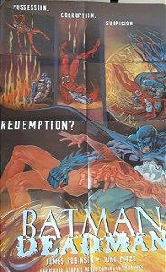 Poster Batman Deadman