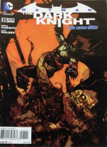 DC Comics Batman The Dark Knight #25 Importada