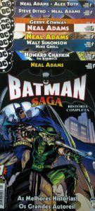 Opera Graphica Batman Saga 08 Edições Completa