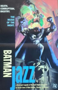 Poster Batman Jazz