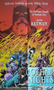Poster Batman Gotham Nights