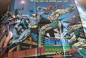 Poster Batman Predator 2
