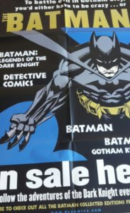 Poster Batman On Sale Here