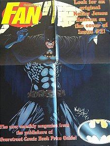 Poster Batman Overstreet`s FAN