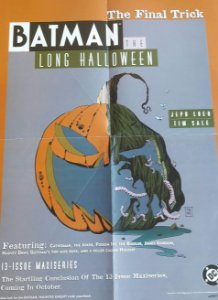 Poster Batman The Long Halloween