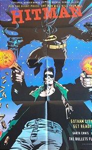 Poster Hitman e Batman
