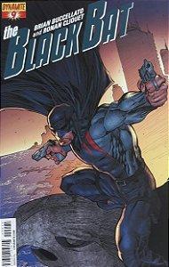 The Black Bat #9 Dynamite Importada