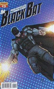 The Black Bat #6 Dynamite Importada