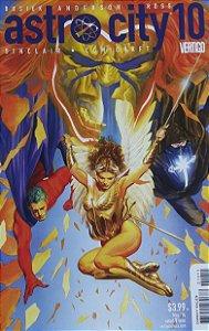 Astro City #10 Vertigo Importada