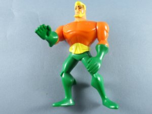 McDonald´s 2010 Brave and Bold Aquaman Loose