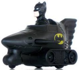 McDonald´s 1991 Batman Returns - Press and go car Lacrado