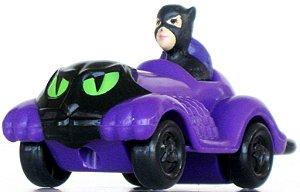 McDonald´s 1991 Batman Returns Catwoman (Mulher Gato) Cat Coupe Lacrado