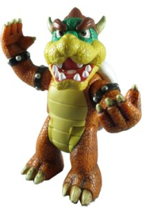 Toy Biz Nintendo 1999 Super Mario Bros Bowser (Koopa) Loose