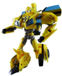 Hasbro Transformers Prime Bumblebee Deluxe Class Loose