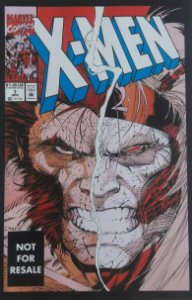 X-Men #7 Importado Re-Edição Marvel Legends