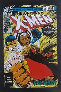 The Uncanny X-Men #117 Importado Re-Edição Marvel Legends